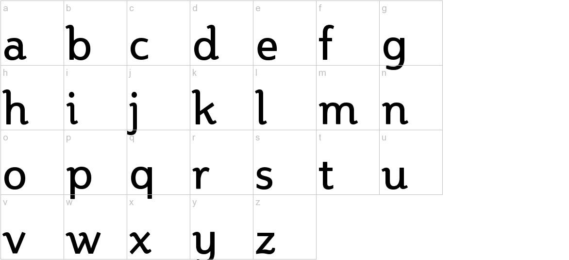 Steinem lowercase