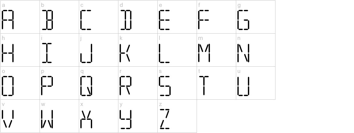Transponder AOE lowercase