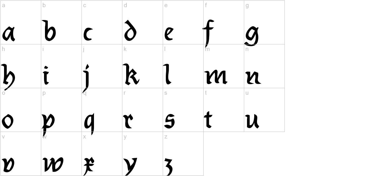 Burtinomatic-DemiBold lowercase