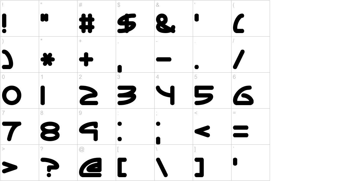 Ecliptic -BRK- characters